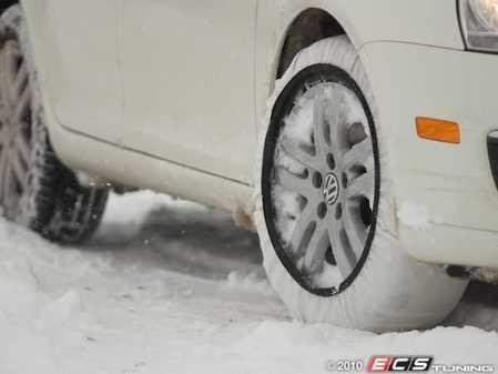 ES#2500801 - C50074 - Super C-500 Textile Snow Chains - Large - Thicker mid-grade unit for better durability on asphalt - Isse - Audi BMW Volkswagen Mercedes Benz MINI Porsche