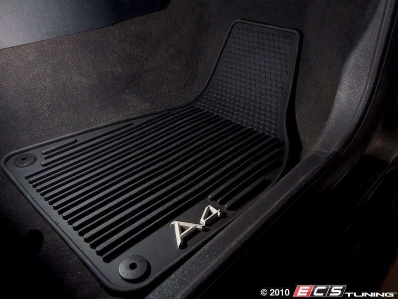 ECS News - Audi B5 A4/S4/RS4 Floor Mats
