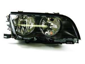 ES#251095 - 63126906496 - Halogen Headlight Assembly - Right - Complete headlight assembly for models that originally came with ZKW brand headlights - ZKW - BMW