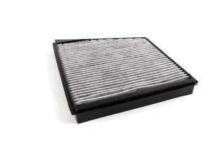 ES#1767969 - 2118300018 - Charcoal Lined Cabin Filter / Fresh Air Filter - A commonly missed filter, used to filter incoming air into the cabin - Genuine Mercedes Benz - Mercedes Benz