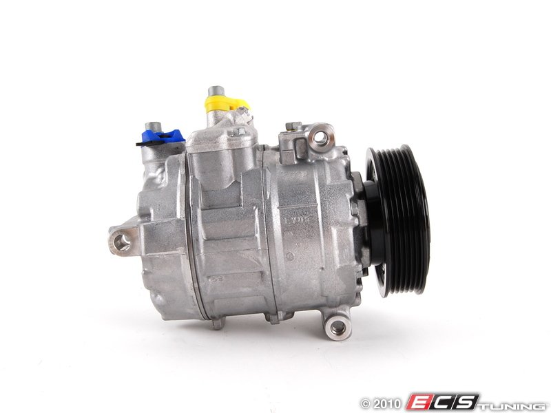 car air conditioning compressor. es#250172 - 1k0820859s air conditioning compressor keep your car cool with a