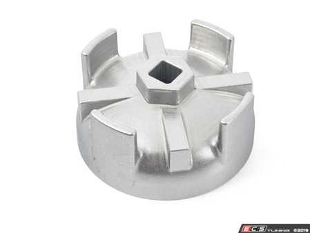 """ES#3673867 - B8800006 - Oil Filter Housing Cap Wrench - 1/2"""" Drive - Bavarian Autosport - The proper way to remove BMW oil filter caps. - Bav Auto Tools - BMW"""