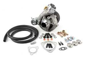 ES#3706343 - ATP-VVW-235 - GT2871R Eliminator Hardware Kit - This is a very stealth and easy to install Garrett dual ball bearing turbo that is capable of a lot of power, but in the stock location package. - ATP - Audi
