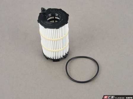 ES#3676542 - 079198405E - Oil Filter - Priced Each - Keep your oil clean and your engine running like new. - Hengst - Audi Volkswagen