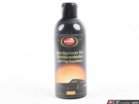 ES#3673801 - AS7800 - Autosol Convertible Top Sealant and Protectant - The proper protection for your convertible top. - Autosol - BMW