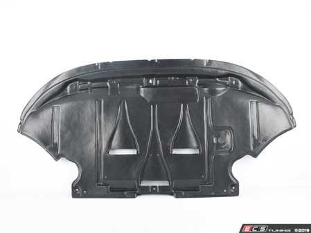 ES#3697471 - 4z7863821kt2KT - Front Belly Pan & Installation Kit  - Includes a replacement belly pan with all necessary mounting hardware - Assembled By ECS - Audi