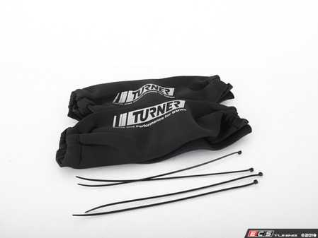 ES#3662148 - TMS-370MMCOILCOV - Turner Coilover Covers - Pair - Protect your coilovers from the elements with Turner Motorsport's 370mm neoprene coilover covers! - Turner Motorsport - Audi BMW Volkswagen Mercedes Benz MINI Porsche
