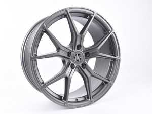 "ES#3969822 - 007-4KT3 - 19"" Tekniform Style 007 - Set Of Four - 19""x8.5"" ET45 5x112 - Matte Gunmetal - ECS - Audi BMW MINI"