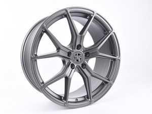 "ES#3969820 - 007-4KT2 - 19"" Tekniform Style 007 - Set Of Four - 19""x8.5"" ET45 5x112 - Matte Gunmetal - ECS - Audi Volkswagen"