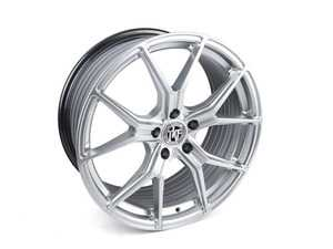"ES#3969821 - 007-3KT3 - 19"" Tekniform Style 007 - Set Of Four - 19""x8.5"" ET45 5x112 - Hyper Silver - ECS - Audi BMW MINI"