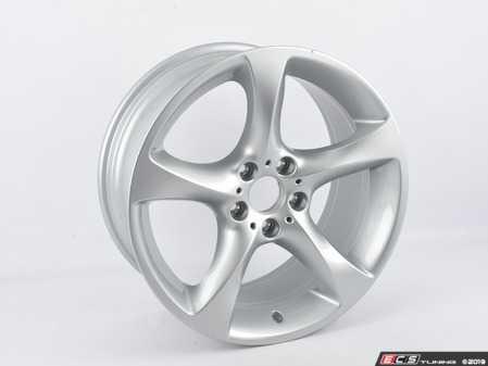 "ES#3863136 - 36116785003SD - 19"" Star Spoke Style 230 Wheel - Priced Each - *Scratch And Dent* - 9x19 ET39 - Genuine BMW - BMW"