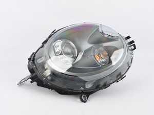 ES#3706822 - 63102347700sd1a - Xenon Headlight Titanium Gray 25 W - Right - *Scratch And Dent* - For upgrade to xenon headlights - Genuine MINI - MINI