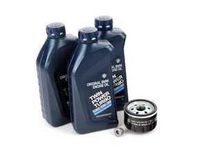 ES#3509336 - i3rexosKT2 - Genuine BMW Oil Change Kit / Inspection I - Everything you'll need to do a basic oil change including a new drain plug - Genuine BMW - BMW