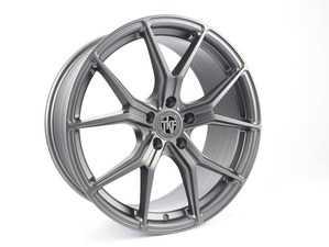 """ES#3969823 - 007-10KT3 - 19"""" Tekniform Style 007 - Square Set Of Four - 19x8.5"""" ET35 72.6CB 5x120. Matte gunmetal. Durable, lightweight, attractive! - ECS - BMW MINI"""