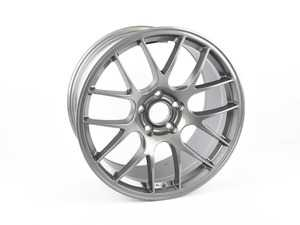 "ES#3709304 - EC71995ET43ANSD - APEX EC-7 19x9.5"" ET43 Anthracite Wheel 23lbs - *Scratch And Dent* - Single Wheel! - APEX Wheels - BMW"