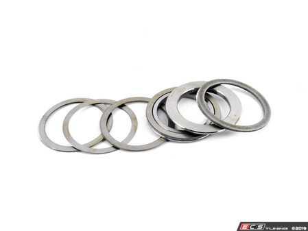 ES#3476507 - 10-309-185S - 02E DSG Diff Shim Kit - 10-309-185S - Multiple shim sizes for Wavetrac DSG 10-309-185WK-10-309-188W - Autotech -