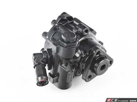 ES#3673462 - 32416766702 - Remanufactured Power Steering Pump - Restore steering performance to the way it was from the factory. - Atlantic Automotive Engineering - BMW
