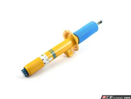 ES#2983214 - 31-181891 - B6 Performance 10-way Adjustable Front Strut - Right - 10 settings for parallel rebound and compression adjustments - peak performance to the power of 10! German-made with world-famous Bilstein quality and a limited lifetime warranty! - Bilstein - BMW