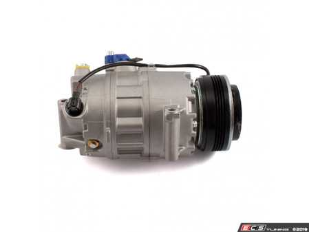 ES#3673049 - 64529185143 - Air Conditioning Compressor  - Keep your car cool with this new compressor - Behr - BMW