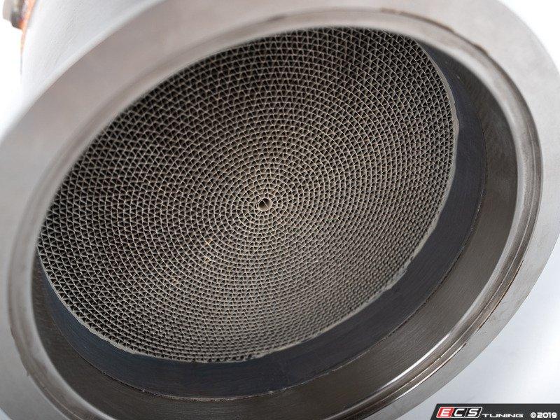 ECS News - New B9 S4/S5 ECS High-Flow Catalytic Converter