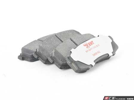 ES#3970395 - EHT606H - Raybestos Enhanced Hybrid Technology Hybrid Brake Pad - Raybestos - Volkswagen