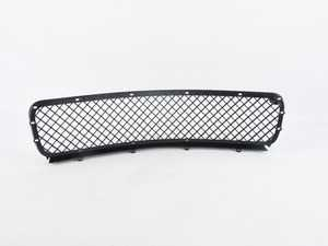 ES#3970950 - 51117016906SD - Lower Center Grille Cover - *Scratch And Dent* - Bumper cover grille - Genuine BMW - BMW
