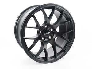 "ES#3034854 - EC71811ET44SMBK - APEX EC-7 18x11"" ET44 Satin Black Wheel 23.35lbs - PROFILE 3 - APEX Wheels -"