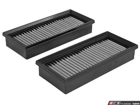 ES#3971111 - 31-10289-MA - Magnum FLOW Pro DRY S Air Filters (Pair) - Pro DRY S air filters feature three layers of oil free synthetic media, making them the worlds easiest to service air filter - AFE - Mercedes Benz