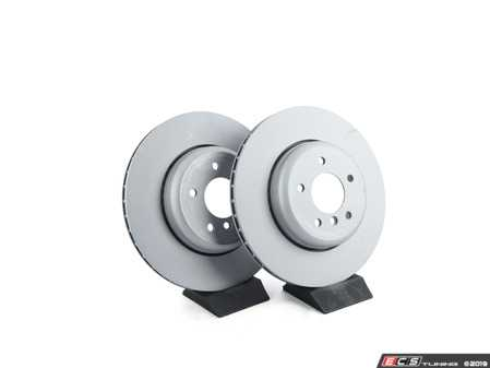 ES#3673014 - 34216763827U - Bavarian Autosport Ultimate Brake Rotor Set - Rear - Couple these with upgraded pads for dramatically improved stopping. - Bavarian Autosport - BMW