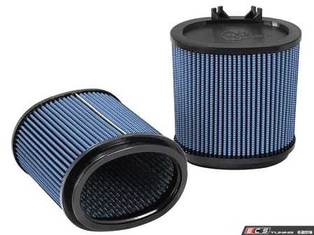 ES#2984920 - 10-10126 - Magnum FLOW Pro 5R Air Filter - High-flow Oiled OE Replacement Performance Filter - AFE - Porsche