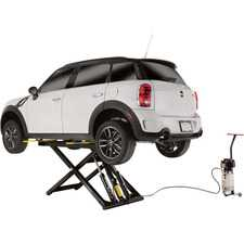 ES#3971212 - 1375652 - SX-6/XL 6000 Lb. Capacity / Mid Rise / Frame Lift / Portable - Great portable lift for your home garage. - Dannmar - Audi BMW Volkswagen Mercedes Benz MINI Porsche