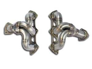 ES#3053925 - 242001 - 996 Turbo / 996 GT2 / 997.1 Turbo 3.6 Performance Turbo Manifolds - Hand Made in Italy - Highest Quality Exhaust Components for your 996 Turbo / 996 GT2 /997.1 3.6L Turbo - Supersprint - Porsche