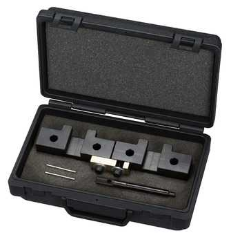 ES#3673893 - B8800040 - Camshaft Alignment Tool - Bavarian Autosport - This black oxide coated steel tool is necessary to time the camshafts properly in most BMW twin cam engines. - Bav Auto Tools - BMW