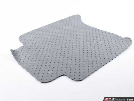 ES#3674843 - RT707GYRR - Hexomat Rear Floor Mats - Precision formed for flawless fit and long lasting protection. Gray. - Bavarian Autosport - BMW