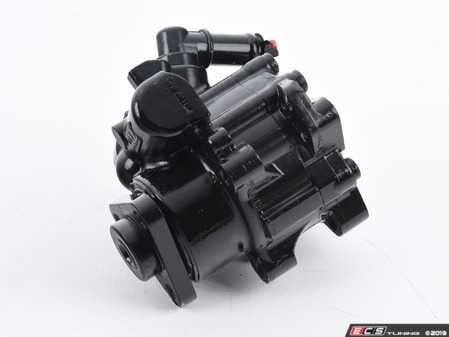 ES#3673459 - 32416766190 - Remanufactured Power Steering Pump - Restore steering performance to the way it was from the factory. - Atlantic Automotive Engineering - BMW