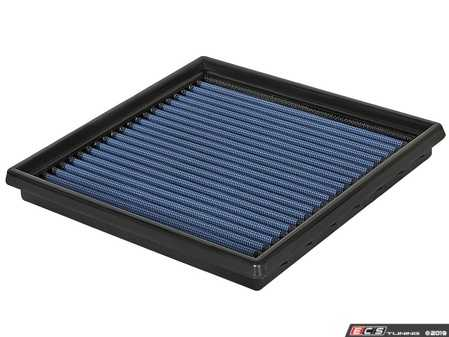 ES#518751 - 30-10075 - Magnum Flow Pro 5R Air Filter - Constructed with 100% polyurethane on all sides, this high-flow, oiled OE replacement performance filter will outflow the stock filter for improved horsepower and torque. - AFE - Audi Volkswagen