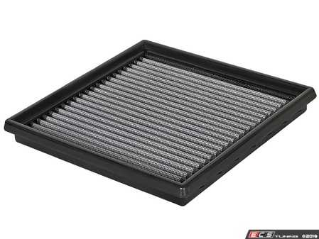 """ES#518864 - 31-10075 - Magnum Flow Pro Dry S Air Filter - Constructed with 100% polyurethane on all sides, """"oil free"""" OE replacement performance filter will outflow the stock filter for improved horsepower and torque. - AFE - Audi Volkswagen"""