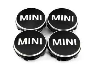 "ES#3697507 - 36122469709 - Floating Center Cap ""MINI"" - Set - Set of 4 floating center caps, center caps stay still while the wheels move! - Genuine MINI - MINI"