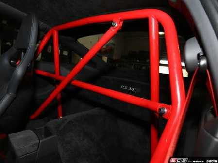 ES#3979204 - AP-911-500GB - Race Roll Bar With Harness And Diagonal Bar - Gloss Black - Quality roll cage to keep you safe on the track - Agency Power - Porsche