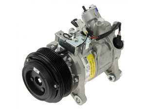 ES#3673640 - 64529216466 - Air Conditioning Compressor - Nissens - Keep your A/C blowing cold - Nissens - BMW