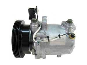 ES#3673032 - 64528385714 - A/C compressor  - Keep your car cool with this new compressor - Behr - BMW
