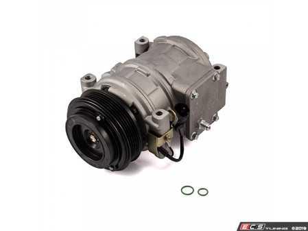 ES#3492431 - 64528390743 - A/C Compressor - Restore your BMW's A/C operation - Nissens - BMW