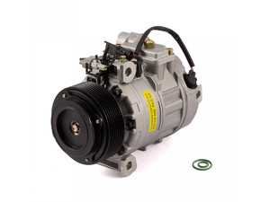 ES#3492414 - 64509196890 - A/C Compressor - Keep your car cool with this new compressor - Nissens - BMW