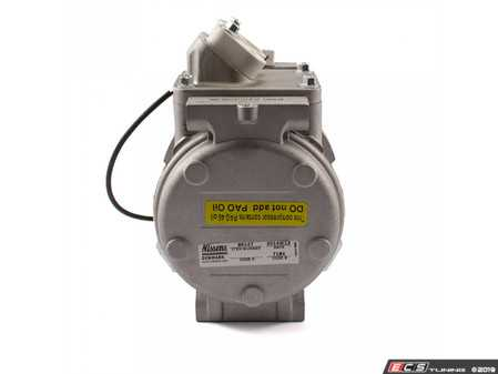 ES#3492429 - 64528385917 - Air Conditioning Compressor - Keep your BMW cool with this new compressor - Nissens - BMW