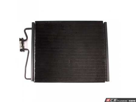 ES#3492456 - 64538378439 - Air Conditioning Condenser - Quality replacement condenser to keep your A/C working - Nissens - BMW