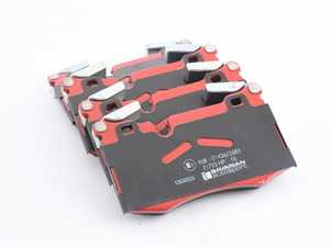 ES#3674962 - T1793NA - Pagid Red Brake Pads - Front - OE quality pads below OE cost! - Pagid - MINI
