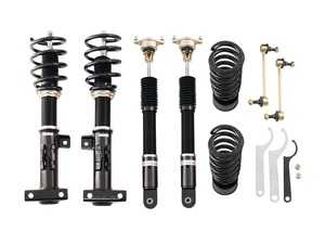 ES#3979316 - j-04-BR - W204 08-15 C63 AMG BR Series Coilover Suspension Kit - Featuring 30 levels of adjustment and performance spring rates and valving - BC Racing - Mercedes Benz