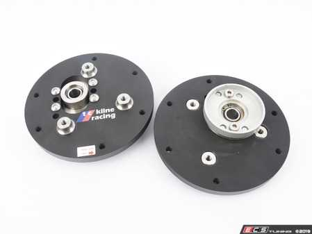 ES#3979119 - TCKF87CPSDA - Camber Caster Plates - *Scratch And Dent* - Fine tune your suspension for street or track use! - TC Kline Racing - BMW