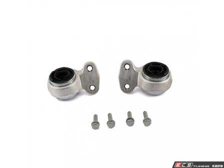 ES#3673269 - 51535S - Control Arm Bushing Set with Mounting Brackets - Left and Right  - Replace these in pairs to restore lost handling performance. - Bavarian Autosport - BMW