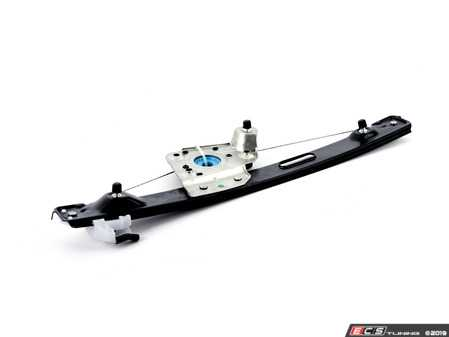 ES#3673376 - 53586 - Window Regulator - Rear Right - Bavarian Autosport - Get your windows moving again with a new regulator from BAVauto. - Bavarian Autosport - BMW